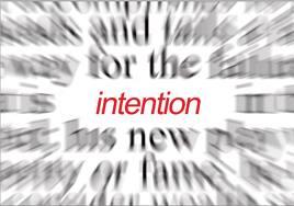 forOMR071013 on intention